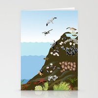 Southern California Tide Pool Explorer's Guide Stationery Cards