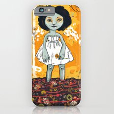 Yellow Flower Room iPhone 6 Slim Case
