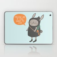 Ninja Bunny Laptop & iPad Skin