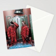 Blue Meth Stationery Cards