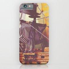 petite antique iPhone 6 Slim Case
