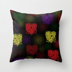 A Treat for your eyes Throw Pillow