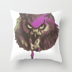 Color Burst #2 Throw Pillow