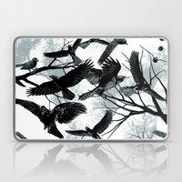 Blackbirds Laptop & iPad Skin