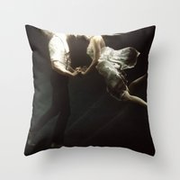 abyss of the disheartened VII Throw Pillow