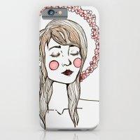 Flower Chain iPhone 6 Slim Case