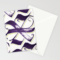 Letter X Stationery Cards