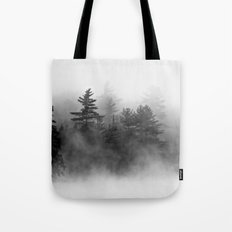 shrouded Tote Bag