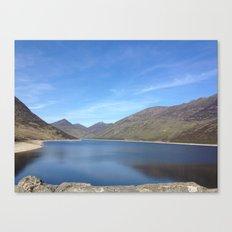 Silent Valley Canvas Print