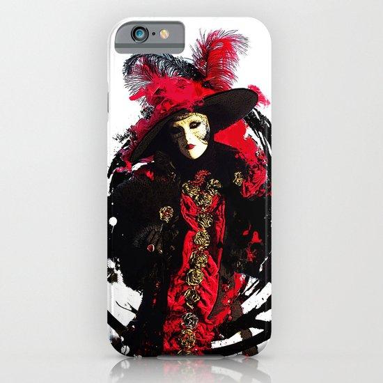 Mask 10 iPhone & iPod Case