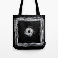 Particle In A Box Invert Tote Bag