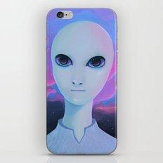 Alien - Extraterrestrial Biological Entity #1 (EBE#1) iPhone & iPod Skin