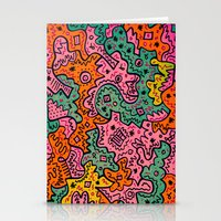Totally Abstract Stationery Cards