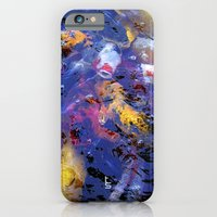 Koi Frenzy I iPhone 6 Slim Case