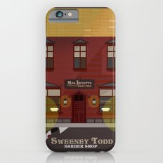 sweeney todd  iPhone 6s Slim Case