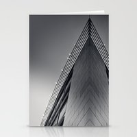 triangle Stationery Cards featuring triAngle by Dirk Wuestenhagen Imagery