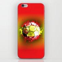 football  spain iPhone & iPod Skin