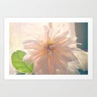 Buy Her Flowers Art Print