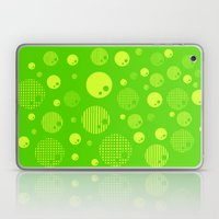 Bubblemagic - Lime Laptop & iPad Skin