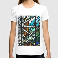Son Rise Womens Fitted Tee White SMALL