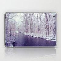 winter blues Laptop & iPad Skin