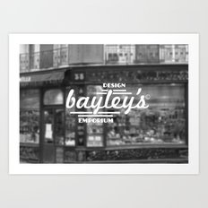 Bayley Design Emporium Art Print