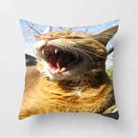 Sherby Throw Pillow