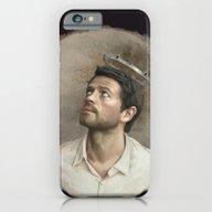 Castiel. White Crown. iPhone 6 Slim Case