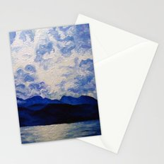 Blue Mountain No.1  Stationery Cards