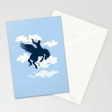 Sky Rodeo Stationery Cards