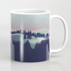 Castle in the Mountains Mug