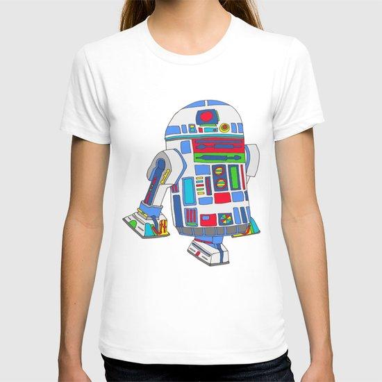cool boys like epic droids T-shirt