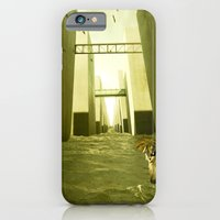 Alone In The Cold iPhone 6 Slim Case