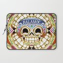 Sugar skull Laptop Sleeve
