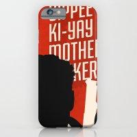 Yipe Ki-Yay iPhone 6 Slim Case