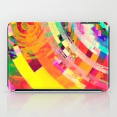 Playa del Carmen Sun No.1 iPad Case