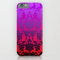 iPhone & iPod Case featuring Ombre Damask2 by Aimee St Hill