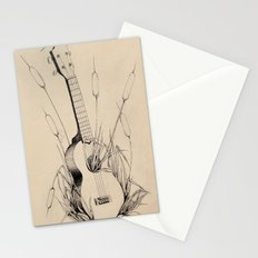 Ukulele Stationery Cards