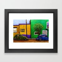 Bochito! Framed Art Print