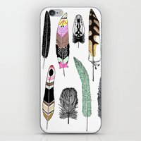 Little Wing iPhone & iPod Skin