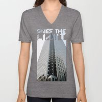 Skies The Limit Unisex V-Neck