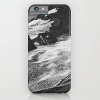 iPhone & iPod Case featuring Crevassed by Todd Langland
