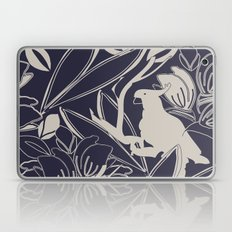 Cockatoo Evening Blue Laptop & iPad Skin