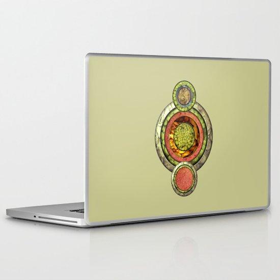 Tris Food Laptop & iPad Skin