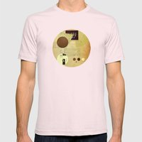 A Boy's Life Mens Fitted Tee Light Pink SMALL