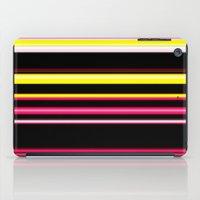 Stripes 4 iPad Case