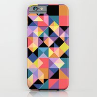 iPhone & iPod Case featuring Pixels by AJJ ▲ Angela Jane Johnston