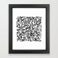 muidag glocokicon Framed Art Print