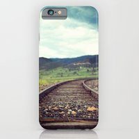 iPhone & iPod Case featuring Travel Alone by Solefield