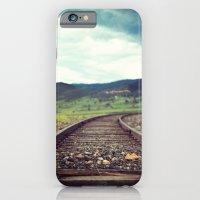 Travel Alone iPhone 6 Slim Case